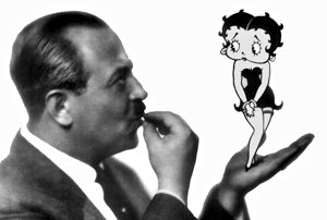 Max Fleischer and Betty Boop