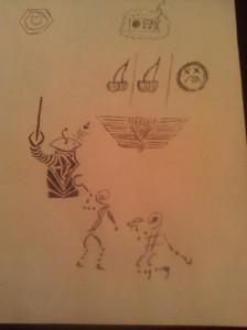 Doodle #09